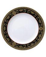 Тарелка для горячего 27см черная