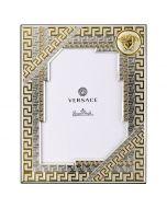 Рамка для фотографий Versace Frames золотая с серебром, 13х18 см