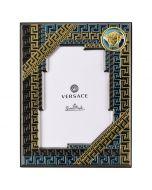 Рамка для фотографий Versace Frames синяя, 9х13 см