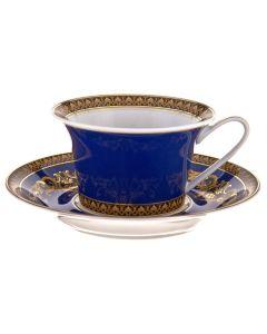 Пара для чая Medusa Blue