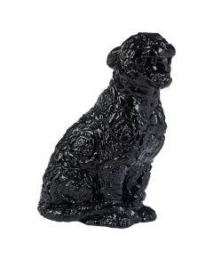 Объект декоративный Rokko черный глянцевый, 35x45 см