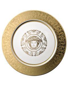 Тарелка подстановочная Medusa Gala Gold, 33 см
