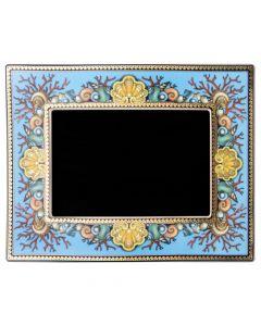 Рамка для фотографий Les Tresors de la Mer голубая, 23х18 см