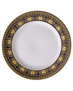 Тарелка для завтрака Medusa Blue, 22 см