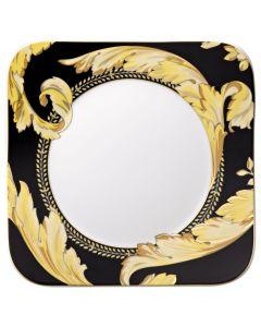 Квадратная тарелка для завтрака Vanity, 21 см