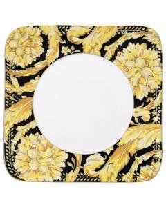 Квадратная тарелка для горячего Vanity, 27 см