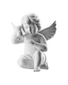 """Фигурка 14см """"Ангел с колокольчиком"""""""