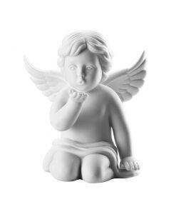 """Фигурка""""Ангел, посылающий воздушный поцелуй""""  14см"""