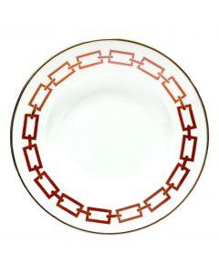 Тарелка для супа CATENA SCARLATTO