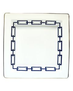 Мелочница CATENA ZAFFIRO белая, 24х24 см