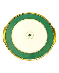 Тарелка для торта CONTESSA SMERALDO, 31,5 см