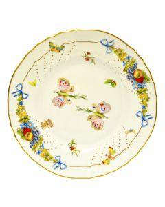 Тарелка FARFALLE FIORITE, 17,5 см