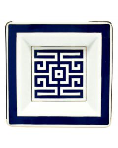 Мелочница LABIRINTO ZAFFIRO синяя, 18х18 см