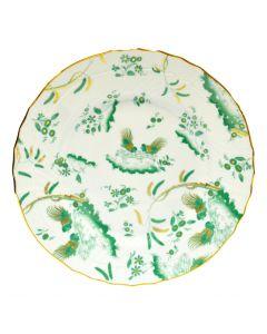 Суповая тарелка ORO DI DOCCIA GIADA
