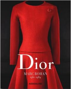 Книга Dior by Marc Bohan 1961-1989