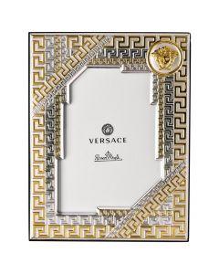 Рамка для фотографий Versace Frames золотая с серебром, 9х13 см