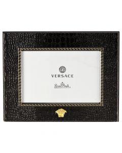 Рамка для фотографий Versace Frames черная, 10х15 см