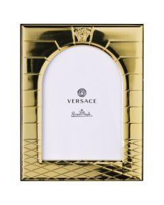 Рамка для фотографий Versace Frames золотая, 9х13 см