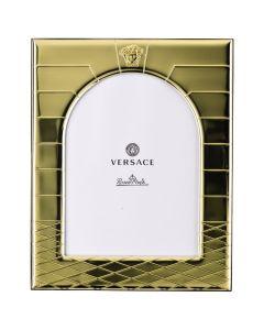 Рамка для фотографий Versace Frames золотая, 13х18 см