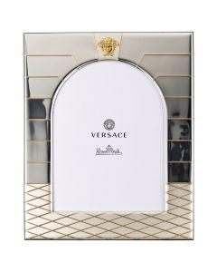 Рамка для фотографий Versace Frames серебряная, 18х24 см