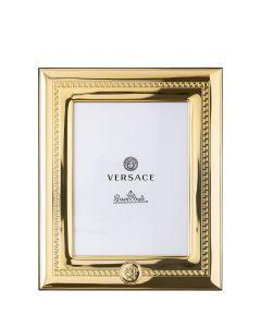 Рамка для фотографий Versace Frames золотая, 15х20 см