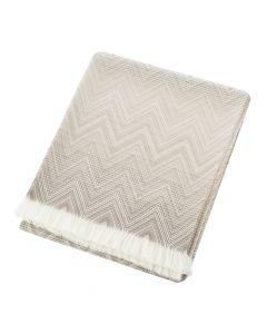 Плед TIMMY серый, 130х190 см