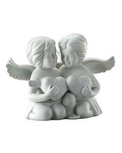 """Фигурка """"Пара ангелов с сердцем"""", 11см"""