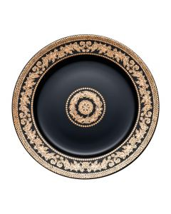 Тарелка юбилейная Gold Baroque, 18 см