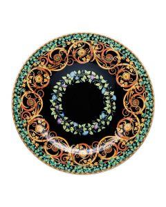 Тарелка юбилейная Gold Ivy, 18 см