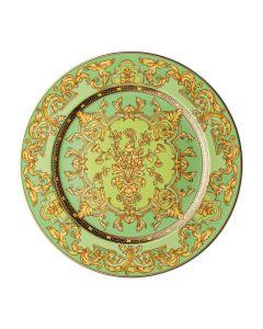 Тарелка юбилейная Green Floralia, 30 см