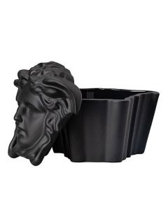 Шкатулка Gypsy черная, 10 см
