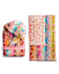 Халат и набор полотенец