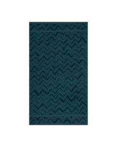 Полотенце банное Rex синий, 100х150 см
