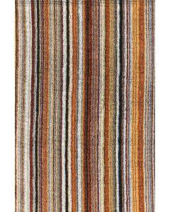 Полотенце банное Jazz коричневое, 100x150 см