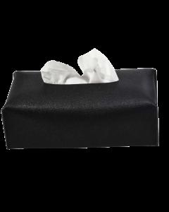 Кожаная салфетница TISSUE BOXES