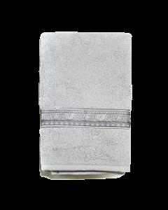 Полотенце для рук I Heart Baroque серое, 40х60 см