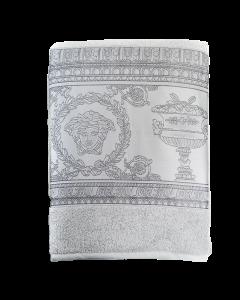 Полотенце для лица I Heart Baroque серое, 60х100 см