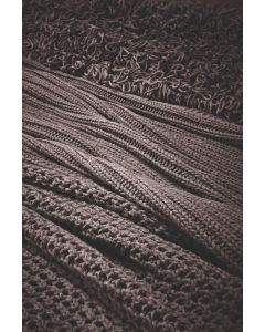Трикотажный плед PULLOVER MOD.14, 120х180 см