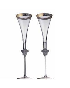 Набор бокалов для шампанского (2 шт)