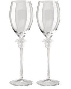 Набор бокалов для белого вина (2 шт) Medusa Lumiere
