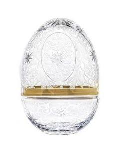 "Ваза для хранения ""Яйцо"" Barocco, 14x21 см"