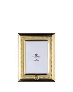 Рамка для фотографий Versace Frames золотая, 10х15 см