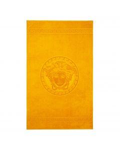 Полотенце банное 100x160см золотое